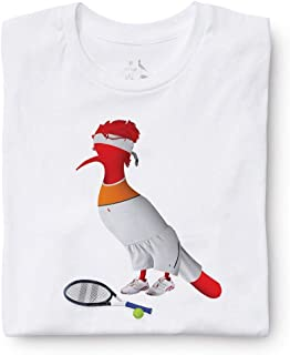 Camiseta Pica Pau Jogador De Tenis Reserva