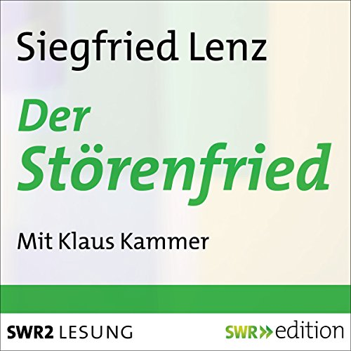 Der Störenfried cover art