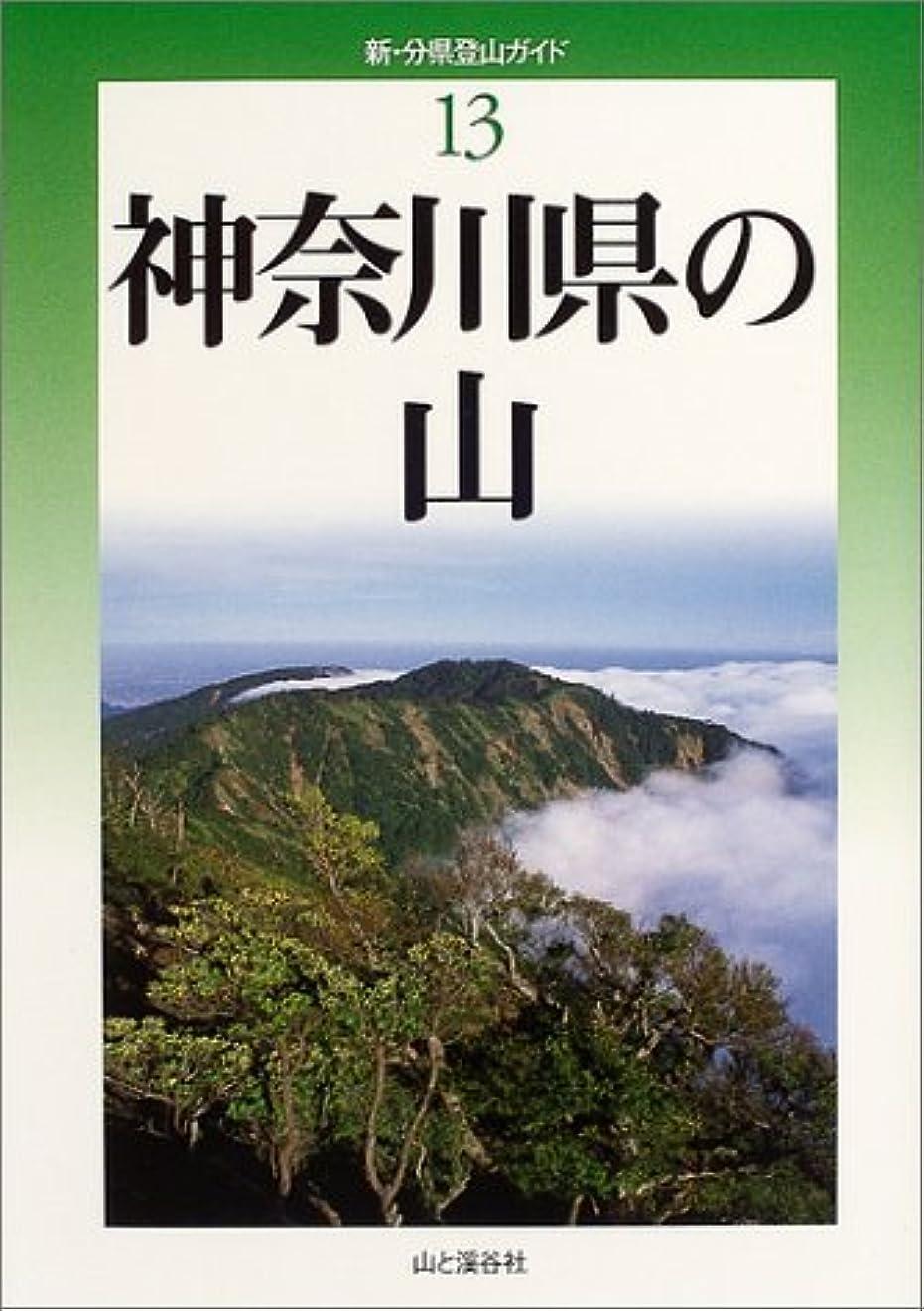 カナダ本体トースト神奈川県の山 (新?分県登山ガイド)