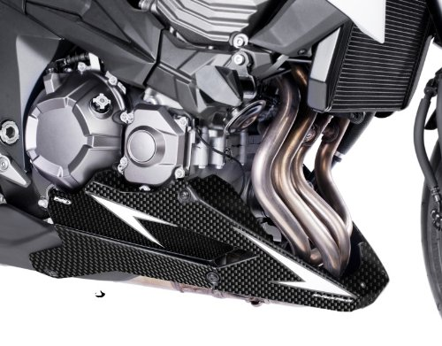Puig 6507C Quillas Kawasaki Z800 13', Carbono