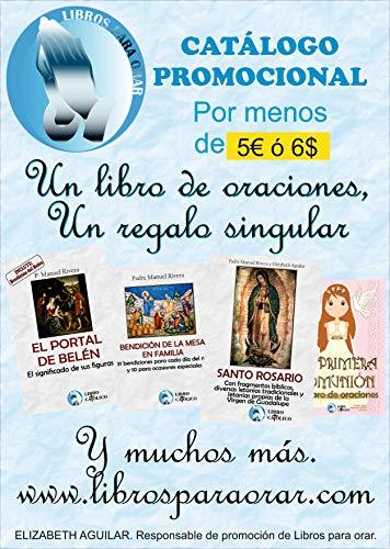 CATÁLOGO PROMOCIONAL: UN LIBRO DE ORACIONES, UN REGALO SINGULAR