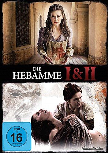 Die Hebamme Teil 1 + Teil 2 - das komplette TV Event (2 DVDs)