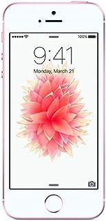 iPhone SE Apple Ouro Rosa 32GB Tela Retina de 4  IOS 10 4G e Câmera de 12 MP