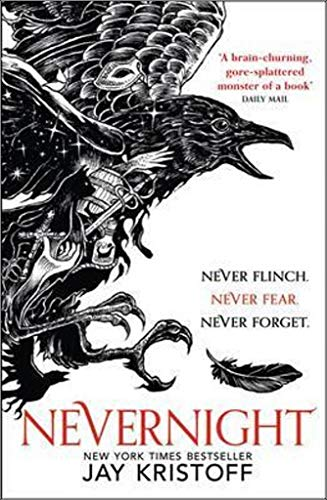 Nevernight: The thrilling first novel in Sunday Times bestselling fantasy adventure The Nevernight Chronicle: Book 1