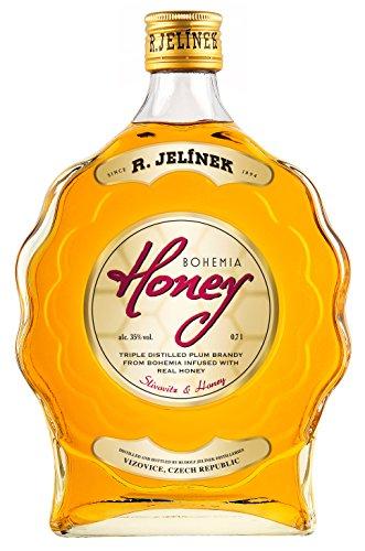 Jelinek Bohemia Honey Slivovitz mit Honig 0,7 l
