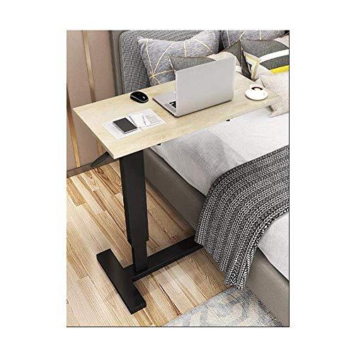 N/Z Living Equipment Verstellbarer Laptop Computer Tragbarer Wagen Tablett Beistelltisch für Bett Sofa Lesen Essen