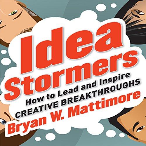 Idea Stormers audiobook cover art