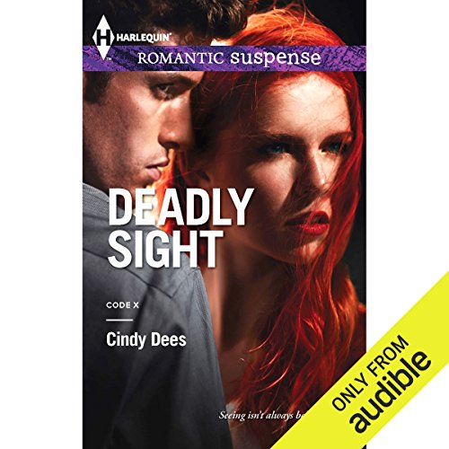 Deadly Sight audiobook cover art
