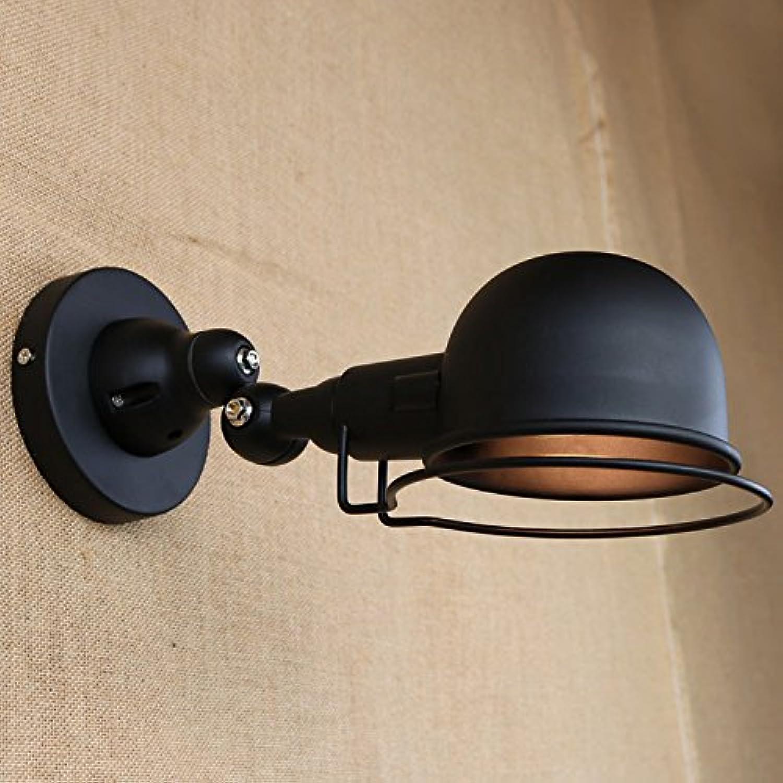 Wandleuchte Mechanischer Arm Frankreich Loft Wandleuchte Reminisce Retractable schwarz LED Beleuchtung Lampe Leuchte