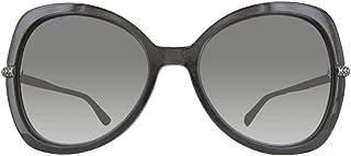 Sunglasses Jimmy Choo Cruz/G/S 0Y6U Gray Glitter/Go Azure Silver Lens