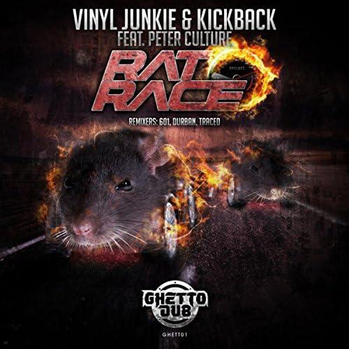 Vinyl Junkie & Kickback feat. Peter Culture