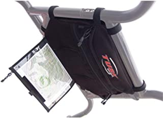 Tusk Overhead Storage & Map Bag Black - Fits: Polaris RANGER RZR 570 2012-2019