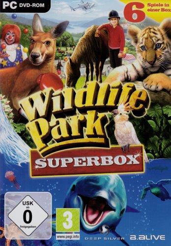Wildlife Park Superbox PC - 6 Spiele in einer Box