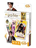 Harry Potter Shuffle Fun 4 in 1 Card Games   Ages 4+ 2-4 Players