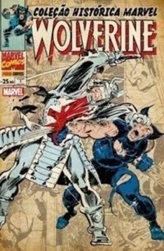 Coleção Histórica Marvel Wolverine Vol 1