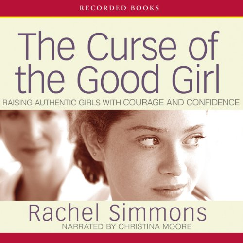 The Curse of the Good Girl audiobook cover art