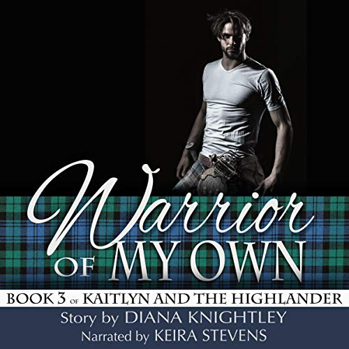 Warrior of My Own audiobook cover art