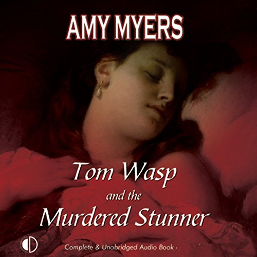 Tom Wasp and the Murdered Stunner audiobook cover art