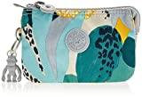 Kipling Creativity S, Cartera para Mujer, Multicolor (Urban Jungle), 14.5x9.5x5 cm