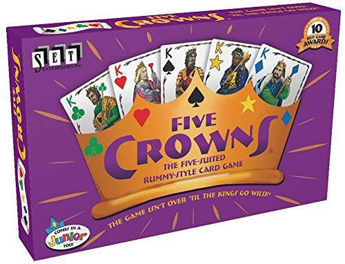 Five Crowns by The Green Board Game Co.