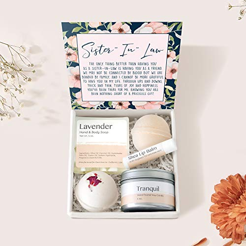 Beautiful Sister-in-Law Gift Box