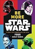 Star Wars Be More Box Set: Wisdom From a Galaxy Far, Far, Away Four Great Books