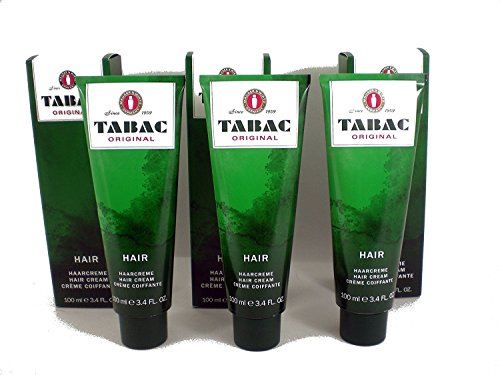 Tabac by Maurer & Wirtz Hair Cream 100ml by Tabac