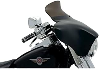 "Gradient Black MEP8511 Memphis Shades 7/"" Windshield for Batwing Fairing"