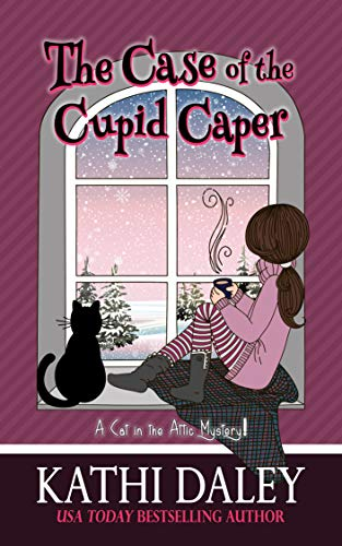 A Cat in the Attic Mystery: The Case of the Cupid Caper (Book 3 of 5 book series) (English Edition)