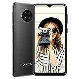 Téléphone Portable Pas Cher, OUKITEL C19 Android 10 GO Smartphone Débloqué 4G, Écran Waterdrop 6,49 Pouces, 2Go+16Go (SD 256GB), Batterie 4000mAh, Triple SIM, Triple caméra arrière 13MP, Face ID