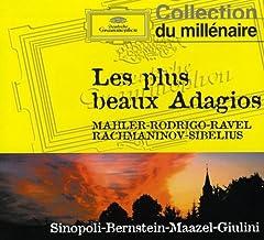 Les Plus Beaux Adagios (Berber / Grieg / Mahler)