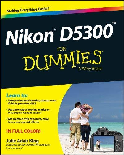 Price comparison product image Nikon D5300 For Dummies