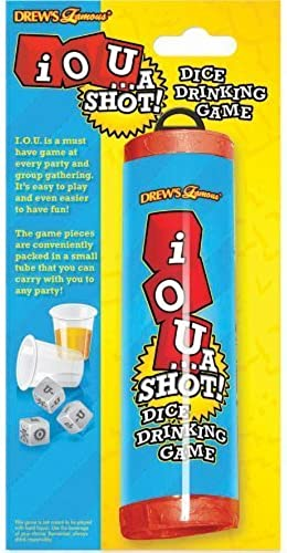 IOU DRINKING GAME by Drew's Famous