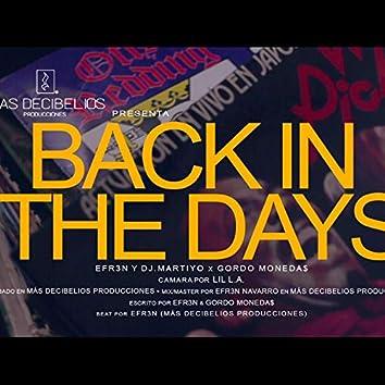 Back in the days (feat. Gordo Monedas)