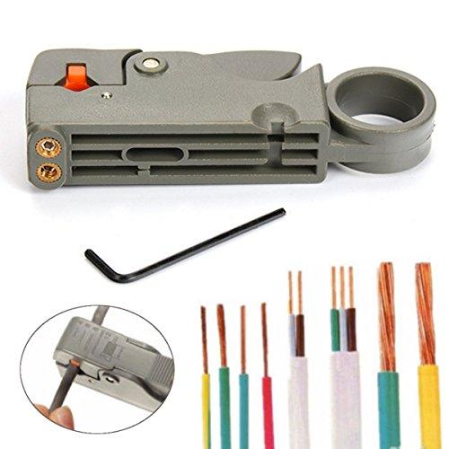 Preisvergleich Produktbild Sonsan Abisolierzange,  automatische Abisolierzange,  Schneidwerkzeug,  Cresse,  Kabelschnurzange,  verstellbar