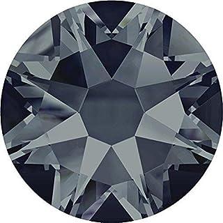 2000, 2058 & 2088 Swarovski Nail Art Gems Graphite   SS34 (7.2mm) - 30 Crystals   Small & Wholesale Packs