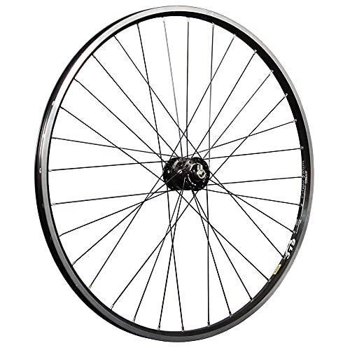 Taylor-Wheels Radversender Mavic Son 28 - Llanta delantera para bicicleta (28', dinamo de buje), color negro