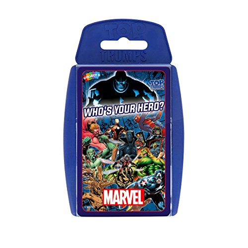 Marvel Universe Top Trumps Card Game (002142)