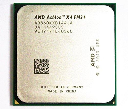 AMD Athlon X4 860K Prozessor 3,7 GHz 4 MB L2 - Prozessoren (AMD Athlon X4, 3,7 GHz, Socket FM2+, PC, 28 nm, 860K)