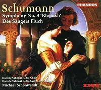 Symphony 3 / Des Sangers Fluch