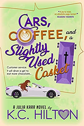 Cars,  Coffee, and a Slightly Used Casket
