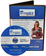 SimuGator: LSAT Proctor DVD (Test-Day Simulation for LSAT PrepTests)
