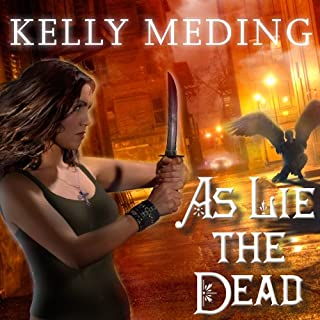 As Lie the Dead audiobook cover art