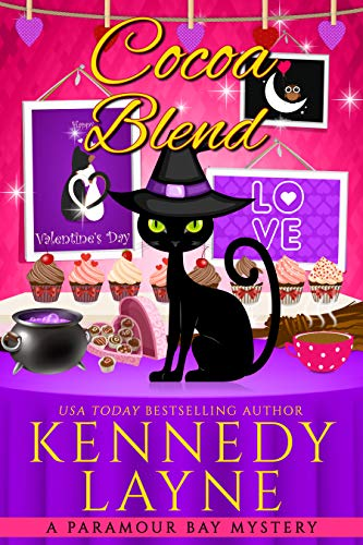 Cocoa Blend (A Paramour Bay Cozy Paranormal Mystery Book 17) by [Kennedy Layne]