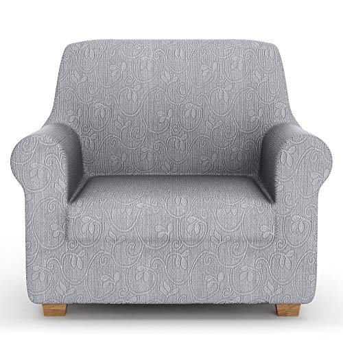 PETTI Artigiani Italiani Sofa-Überwürfe, Grau, 1 Sitzer(85 bis 110 cm)