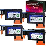 Tuobo Remanufactured 70 Print Head for 70 C9404A...