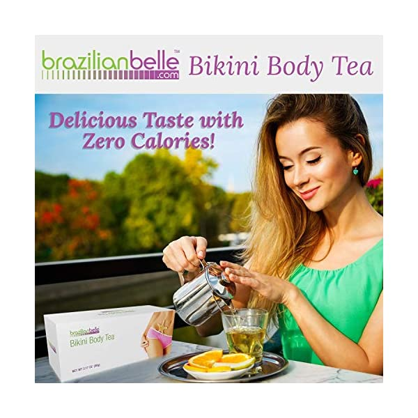 Detox products Bikini Body Detox Tea for Weight Loss – Best Slimming Tea on Amazon –