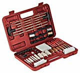 OUTERS 62 Piece Blow Molded 70074 Gun Cleaning Kit Comes in a Storage Case