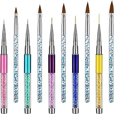 Mudder Store Nail Art Brushes