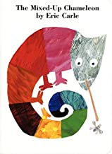 The Mixed-Up Chameleon Board Book
